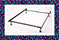metal  bed frame twin, full or Queen  Silver Spring, 20906