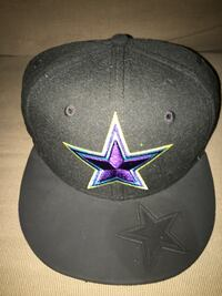 Cowboys fitted hat (7 1/4)