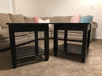 End tables/night stands Mesa, 85213