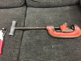 large pipe cutter