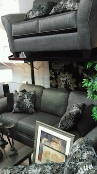 Living room furniture couch and love seat Indianapolis