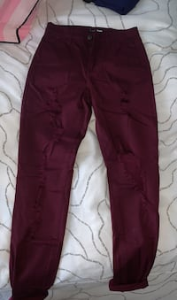 Red Fashion Nova Jeans (Negotiable) Laval, H7S 1M8