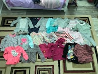 2t girl toddler huge big lot of clothes  New Orleans, 70130