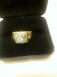 gold-colored ring with box Peoria, 85345