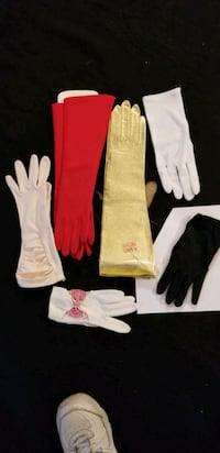 Various gloves $5.00 ea