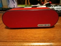 red and black Bose portable speaker Edmonton, T5M