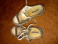 Kids Converse sneakers. Columbia