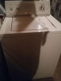 white top load clothes dryer Edmonton, T6J 2T6