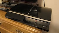 black Sony PS3 game console Manitowoc, 54220