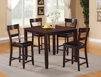 HENDERSON 5PC COUNTER HEIGHT TABLE  Houston, 77040