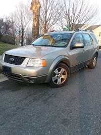 2005 Ford Freestyle with TV!!!SUV VAN 7 passenger! Germantown, 20876