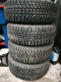 Firestone Winter Tires - 215/60R/16 Toronto, M1X 1G5