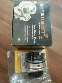 Its a brand new OE water pump