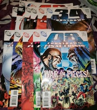 dc comic books lot London, N5W 1X9