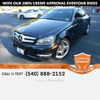 2012 Mercedes-Benz C 250 C 250 Stafford, 22554