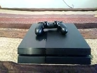 black Sony PS4 console with controller Brooklyn, 11230