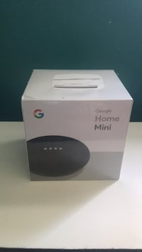 Google Home Mini - charcoal Carneys Point Township, 08069