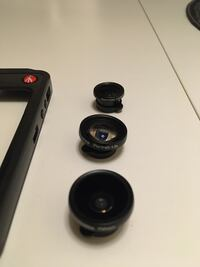 Manfrotto Klyp with lens kit (Iphone 5/5S/SE) Ås, 1430
