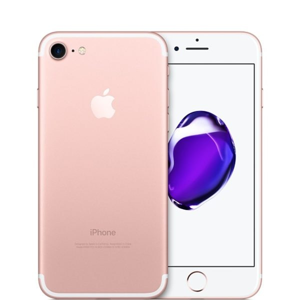 Iphone 7 32gb rosa