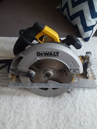 yellow DEWALT circular saw White Rock, V4B 3G8