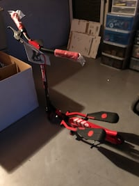 black and red kick scooter Anaheim, 92808