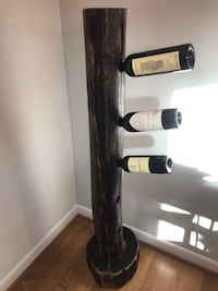 Solid Oak Wine Tower McLean, 22101