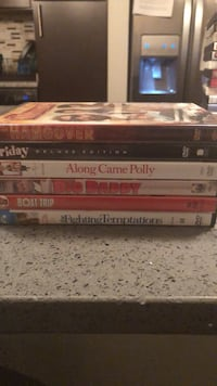 Assorted movies Houston, 77006