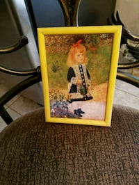 Small antique picture Lewisville