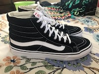 Pair of black vans sk8-hi sneakers Santa Maria, 93454