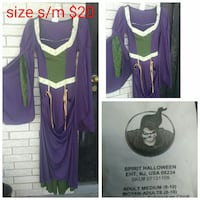 Size M adoult $20