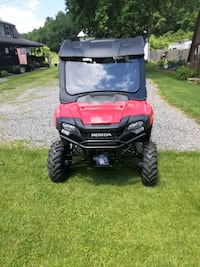 Honda pioneer 700 only 30 mins on it 15,000 or best offer