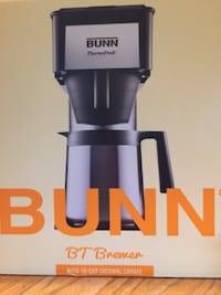 Buns Coffee Maker with Carafe Kitchener