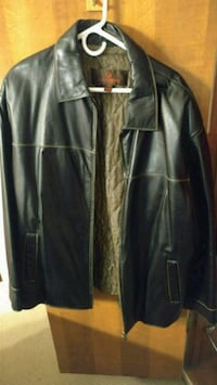 Men's Leather Jacket London