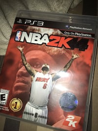 Ps3 NBA 2k14 Fort Washington, 20744