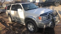 2000 Toyota 4Runner LIMITED 4X4 4AT