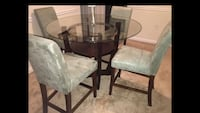 Dining table and chairs  Chesapeake, 23320