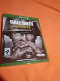 Xbox One Call of Duty WW2 game  Bethany, 73008