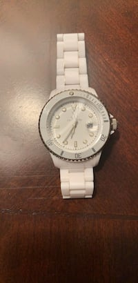 White round Toy Watch. NEGOTIABLE Mineola, 11501