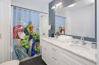Shower Curtain (The Painter) Seattle, 98144