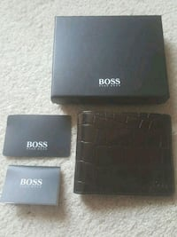 Hugo Boss wallet - Louis Vuitton Gucci Tom Ford Milton, L9T 8W5
