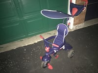 Baby Stroller 1-6 Years Old Child Tricycle Bicycle