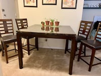 Dining table with chairs Gaithersburg, 20878