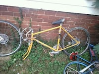 yellow and black road bike Knoxville, 37917