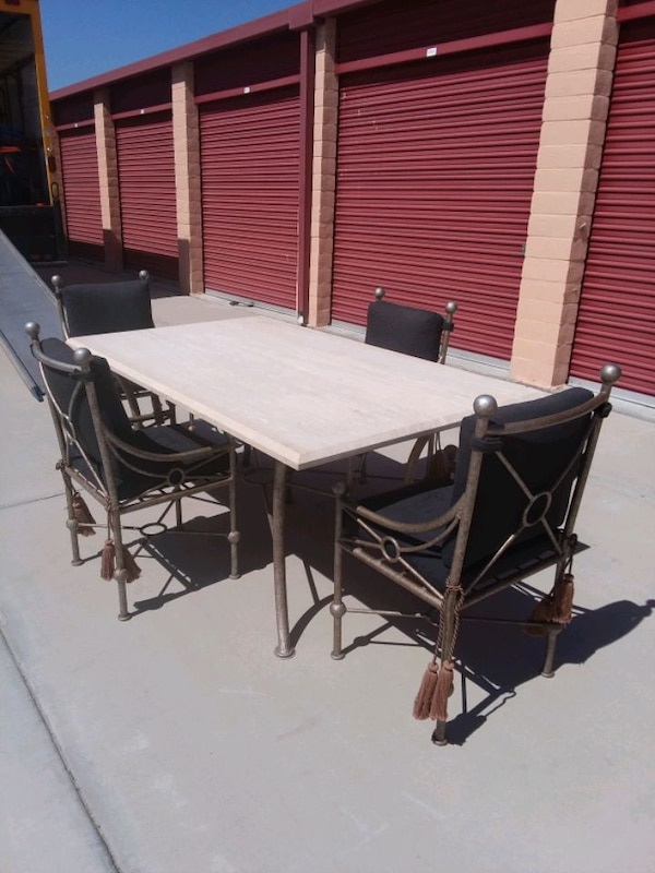 Dining Or Patio Table Indio Ca