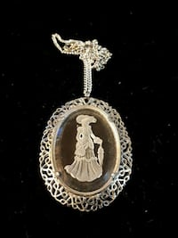 large lady pendant necklace Edmonton, T5S 2B4