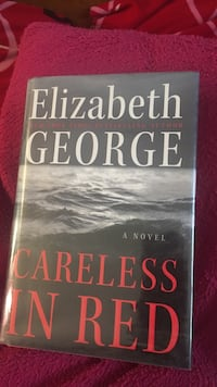 Careless In Red book by Elizabeth George