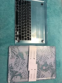 mac book 15 inch case not 13 inch with keyboard protector Oxnard, 93033