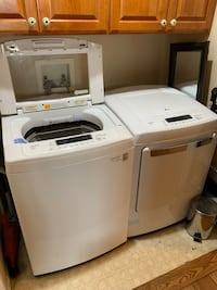 LG Washer and Dryer - Perfect Condition Henderson, 89012