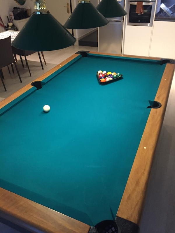 Mesa de billar- pool table