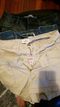 Shorts sizes 7 and 9 more womens summer clothes!!! North Providence, 02911